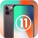 phone 12 Style Launcher - IOS 14