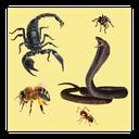 Venomous animal bites Control