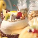 شیرینی و کیک ساده و خوشمزه ایرانی