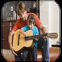 آموزش های اولیه گیتار