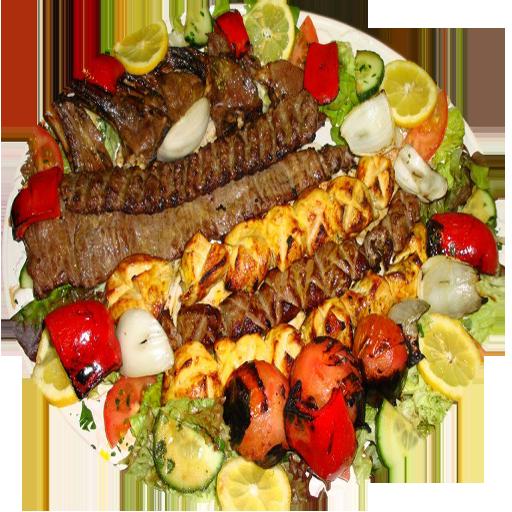 کباب های ایرانی