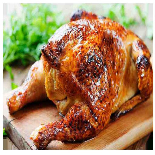 تنوع غذا با مرغ