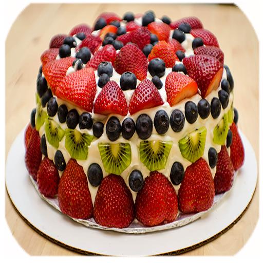 کیک و شیرینی میوه ای
