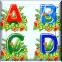 Teaching English alphabet