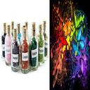 سنگ درمانی وروانشناسی رنگ ها
