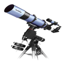 Creating a telescope at home
