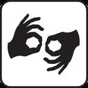 آموزش زبان اشاره