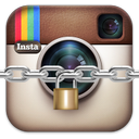 قفل اینستاگرام