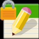 دفترچه یادداشت و خاطرات رمزدار