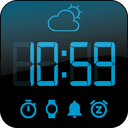 smart alarm clock + weather
