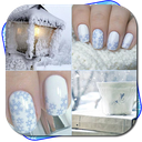 winter design Nail