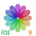 شبیه ساز گالری آیفون(IOS 9)