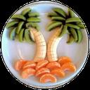 تزیین غذا وسفره آرایی