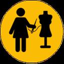 آموزش خیاطی (نازک دوز - مقدماتی)