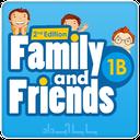 آموزش انگلیسی خانواده و دوستان 1B