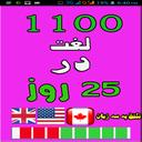 1100 لغت