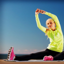 Slimming with sports movements