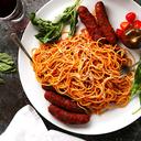 Varieties of pasta and pasta