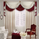 embroidered curtains-limited