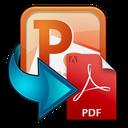 پاور پوینتPPT, PPTX, TO  PDF