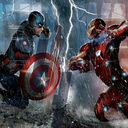 Captain America: Civil War Comic