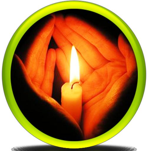 Открытка свеча памяти по папе