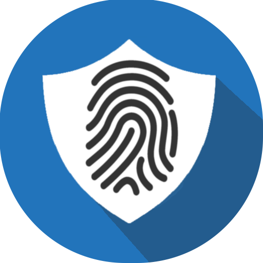 Fingerprint app lock(real)