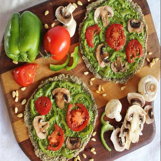 غذاهای خام گیاهی