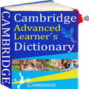 cambridge advanced dictionary