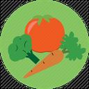 معجزه با گیاهان و میوه ها