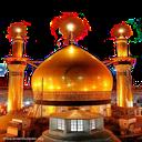 Photo with Ahram shrine guarantor