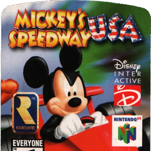 micky mouse game n64