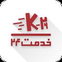 khedmat24 . Supermarket online