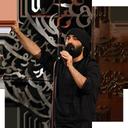 رضا هلالی-گلچین مداحی 96