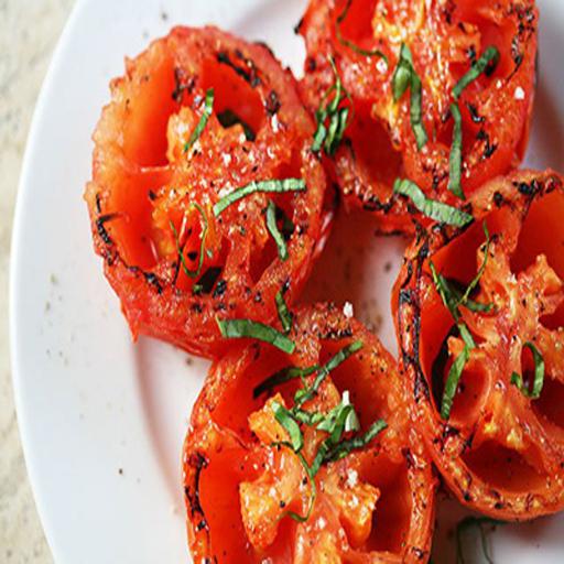 آشپزی با گوجه