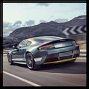Free Zone : Aston Martin Vantage