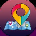 نقشه و مسیریابی ایران