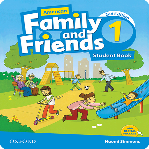 Family and Friends 1 - Game