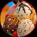 بستنی خانگی