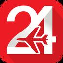 پرواز 24 - خرید آنلاین بلیت هواپیما