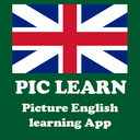 Piclearn English learning App