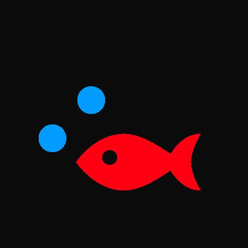 Image result for آیکون ماهی قرمز