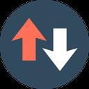نمایش سرعت اینترنت NetSpeedMeter