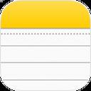 دفترچه یادداشت آیفون (آی نوت)