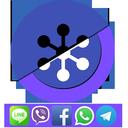 ترفند های چت و شبکه های اجتماعی