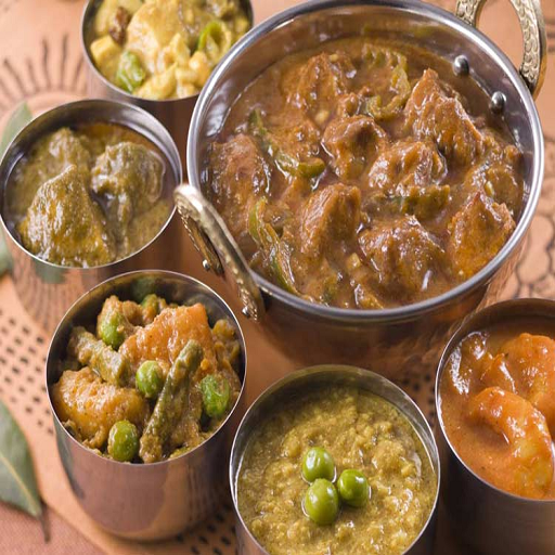 انواع غذاهای هندی