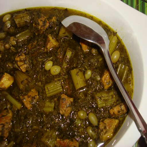 Recipe of stew