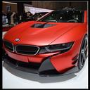 Gozar Movaghat BMW i8