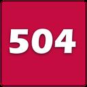504 در 5 روز