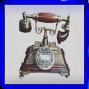 تلفن چرخون کلاسیک